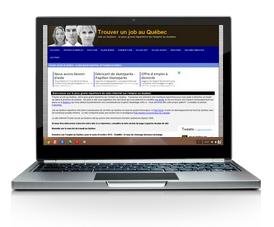 Site Job au Québec