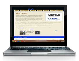 site Motels Québec